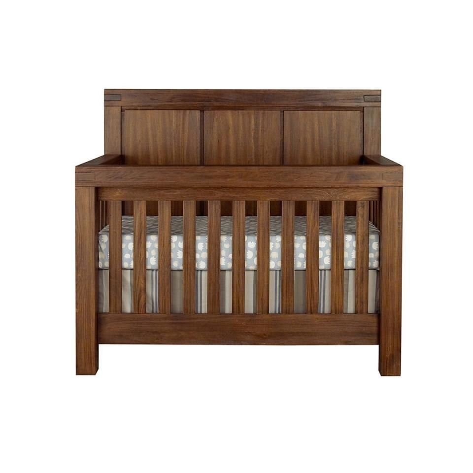 Oxford Baby Piermont 4-in-1 Convertible Crib - Rustic Farmhouse ...
