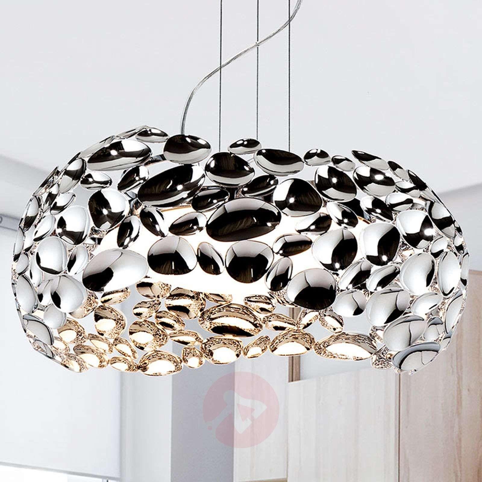 Wspaniała lampa wisząca LED Narisa | Lampy, Led, Lampa wisząca