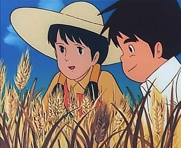 صور أفلام كرتون زمان Anime Boy Anime Art