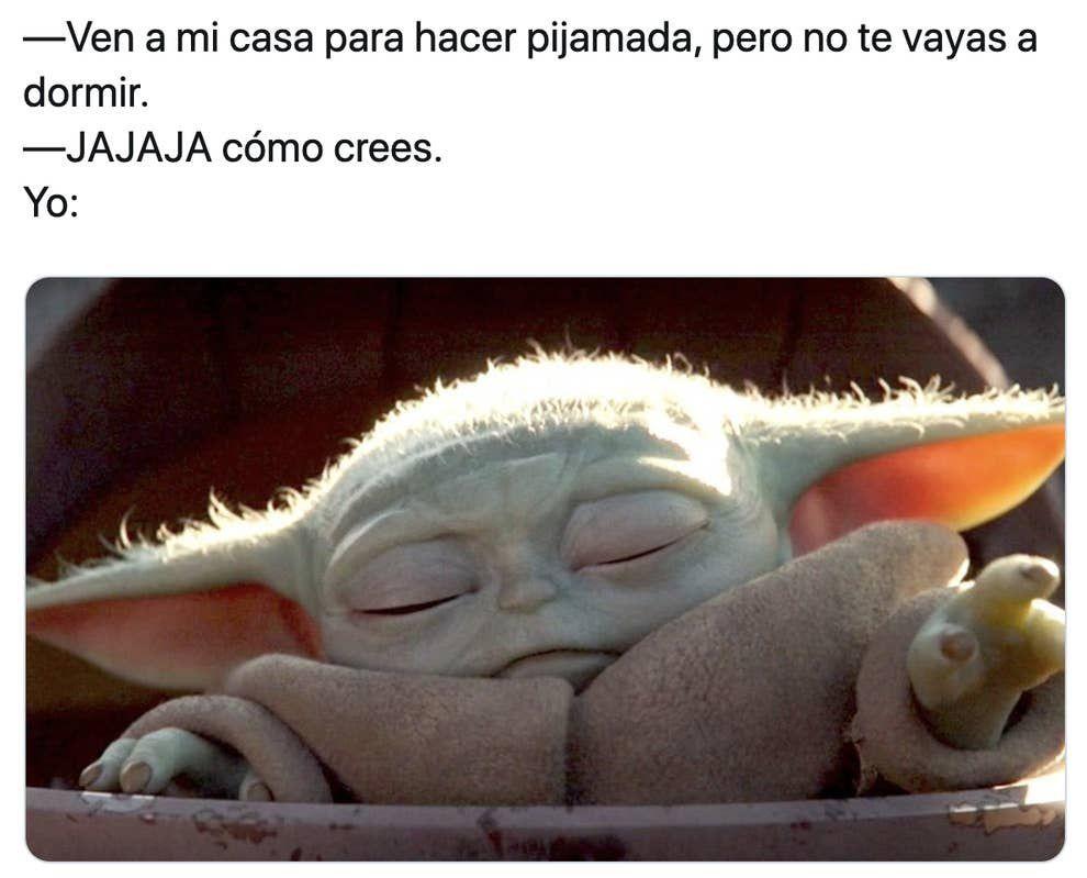 18 Adorables Memes De Yoda Bebe Que Te Ayudaran A Sobrevivir La Semana El Mes Y El Ano Memes Divertidos Memes De Yoda Memes