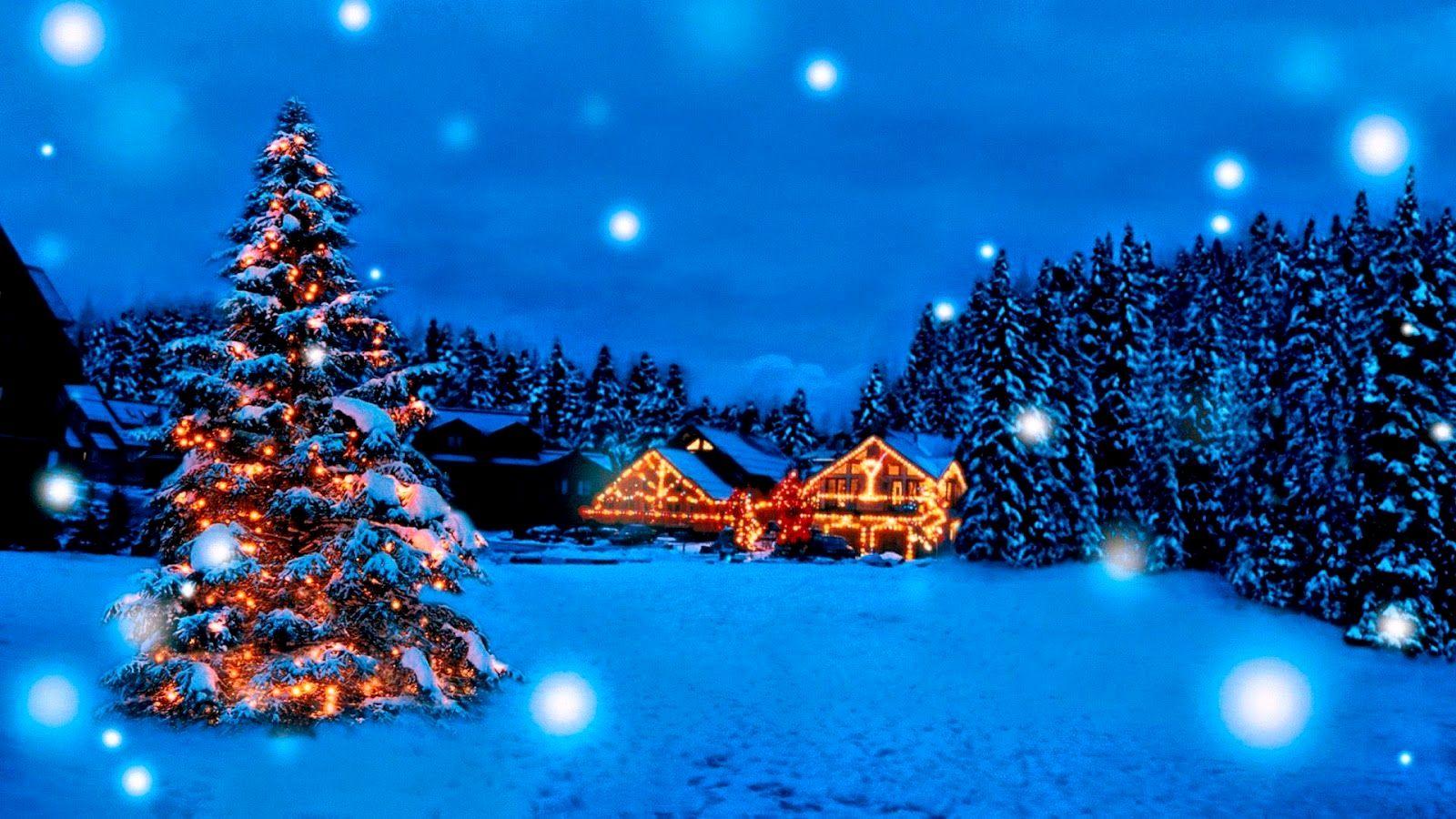 Christmas Wallpaper Desktop Ideas Kertas Dinding Natal Latar Belakang Natal Gambar Selamat Natal