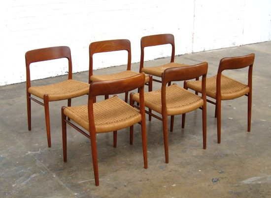 Exceptional NIELS MOLLER CHAIRS   Google Search