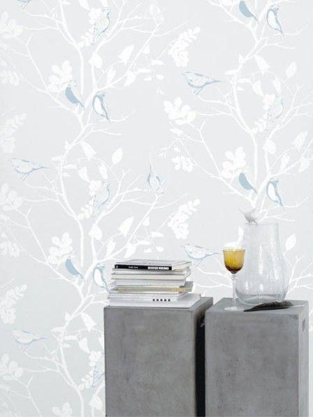 florale muster und retro look die tapetentrends 2013 tapeten wandfarben pinterest. Black Bedroom Furniture Sets. Home Design Ideas
