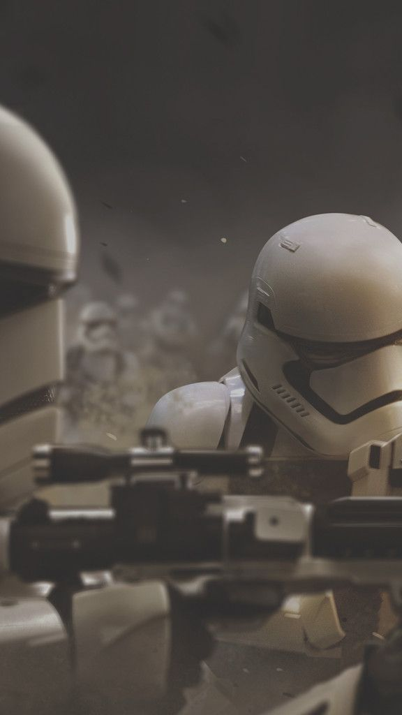 Star Wars The Force Awakens Stormtrooper Wallpaper IDeviceArt