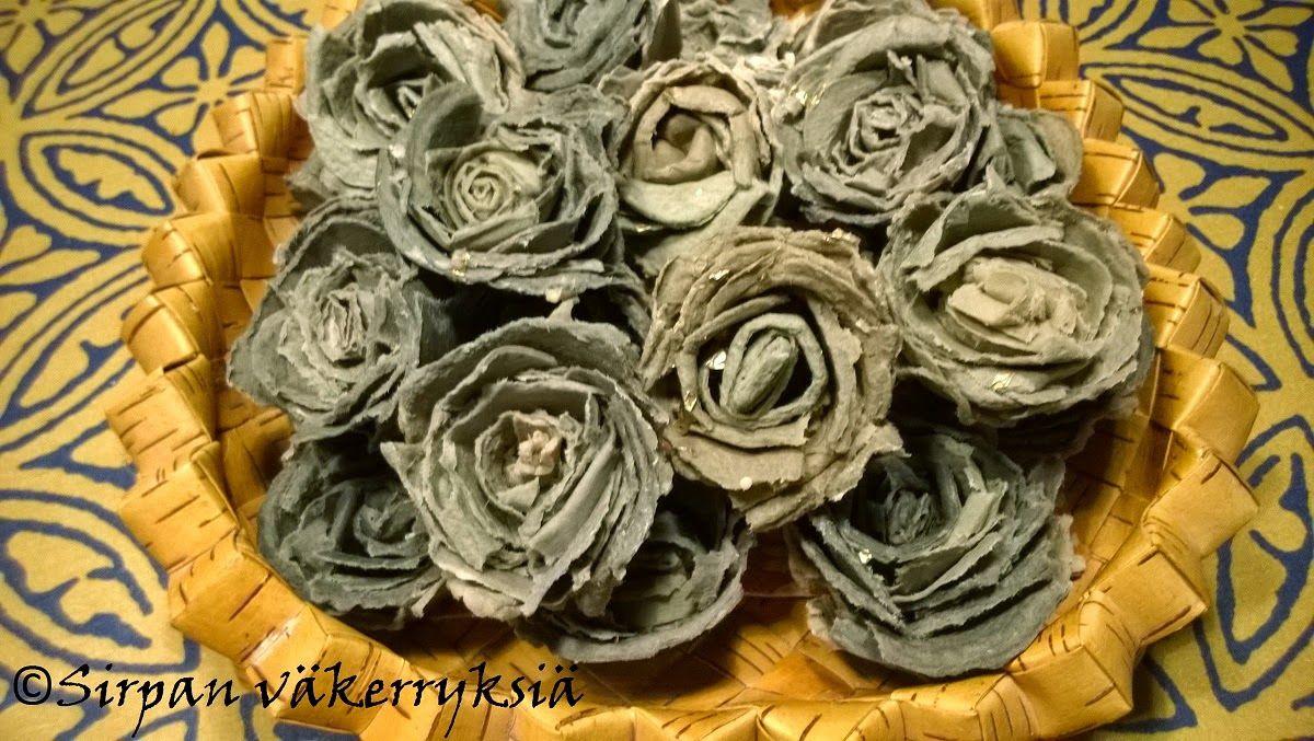 Sirpan väkerryksiä: Ruusuja ja hiiriä :)