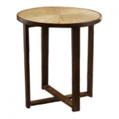 Jeffan Habitat Round Dining Table - MS-1201