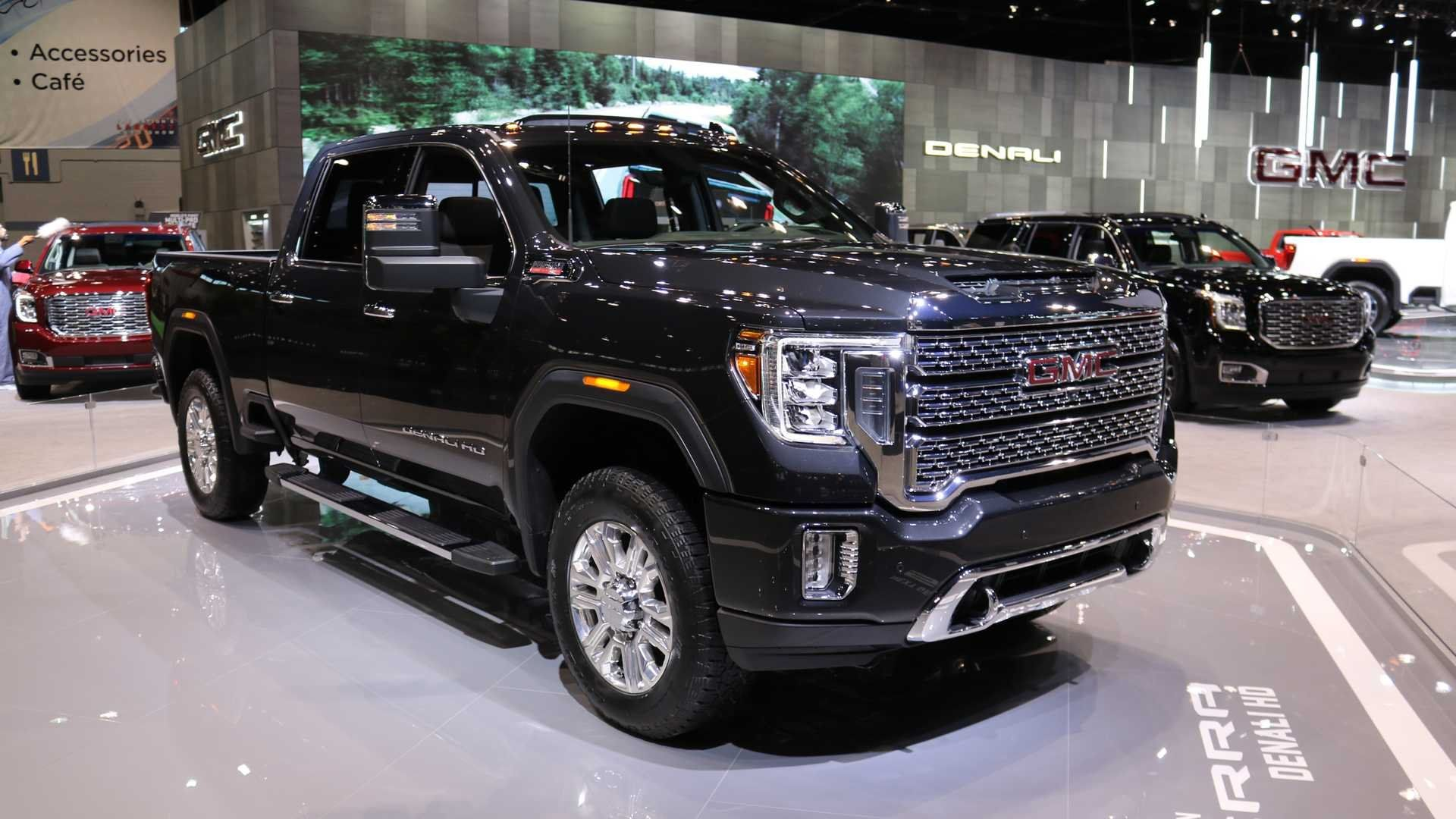 2020 Gmc Sierra 1500 Diesel Performance And New Engine In 2020