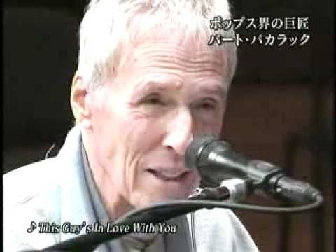 Burt Bacharach This Guys In Love With You Musica Retro