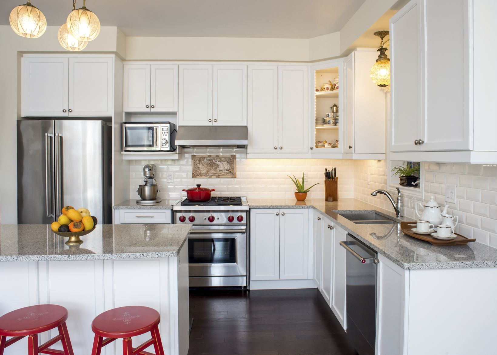 Durable Paint For Kitchen Cabinets En 2020 Cuisine Classique Cuisine Classique