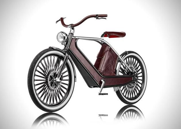 3602b65c830 Men s Gear  CYKNO VINTAGE ELECTRIC BICYCLE