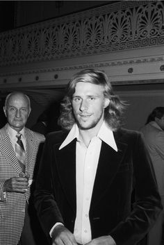 The 20 Most Stylish Sportsmen Of All Time I M Swedish Bjorn Borg