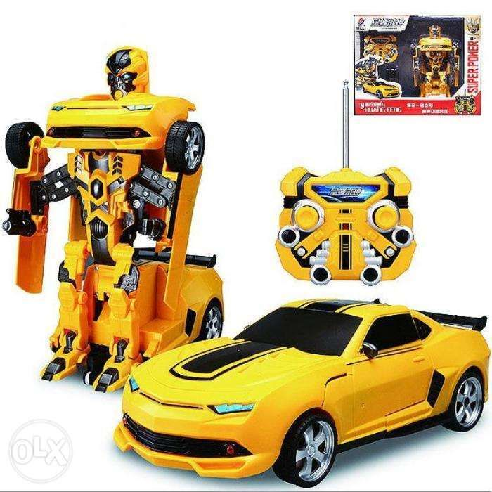 Transformer Car Remote Control Rebote Bhi Ban Jati Ha Aur Car Bhi With Remote Control Best Selling Item Kid Toy Car Transformers For Kids Transformers Cars