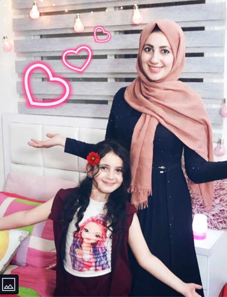 Mom ميرا و نور ام كريم Fashion Hijab