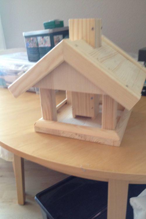 vogelhaus bauanleitung zum selberbauen   docom