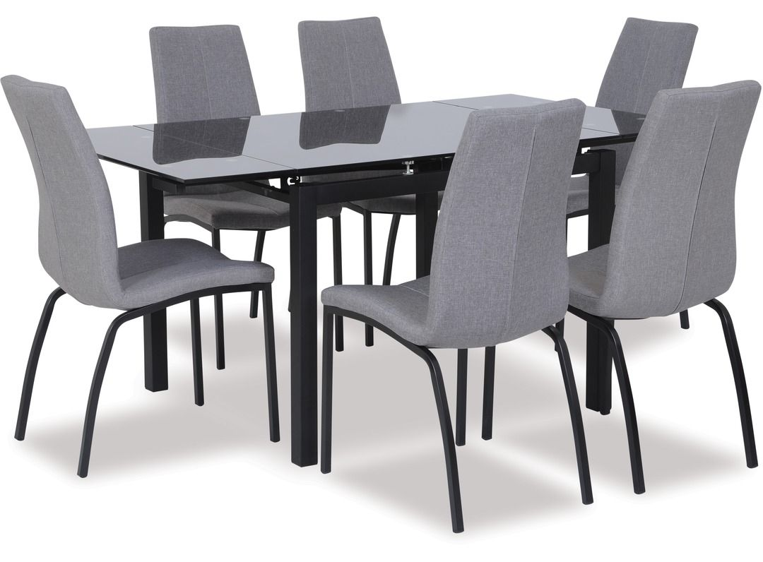 The Liffey extension dining table is a modern design perfect for a ...