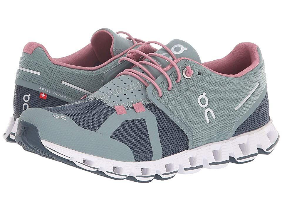 On Cloud 2.0 (Sea/Stone) Women's Shoes
