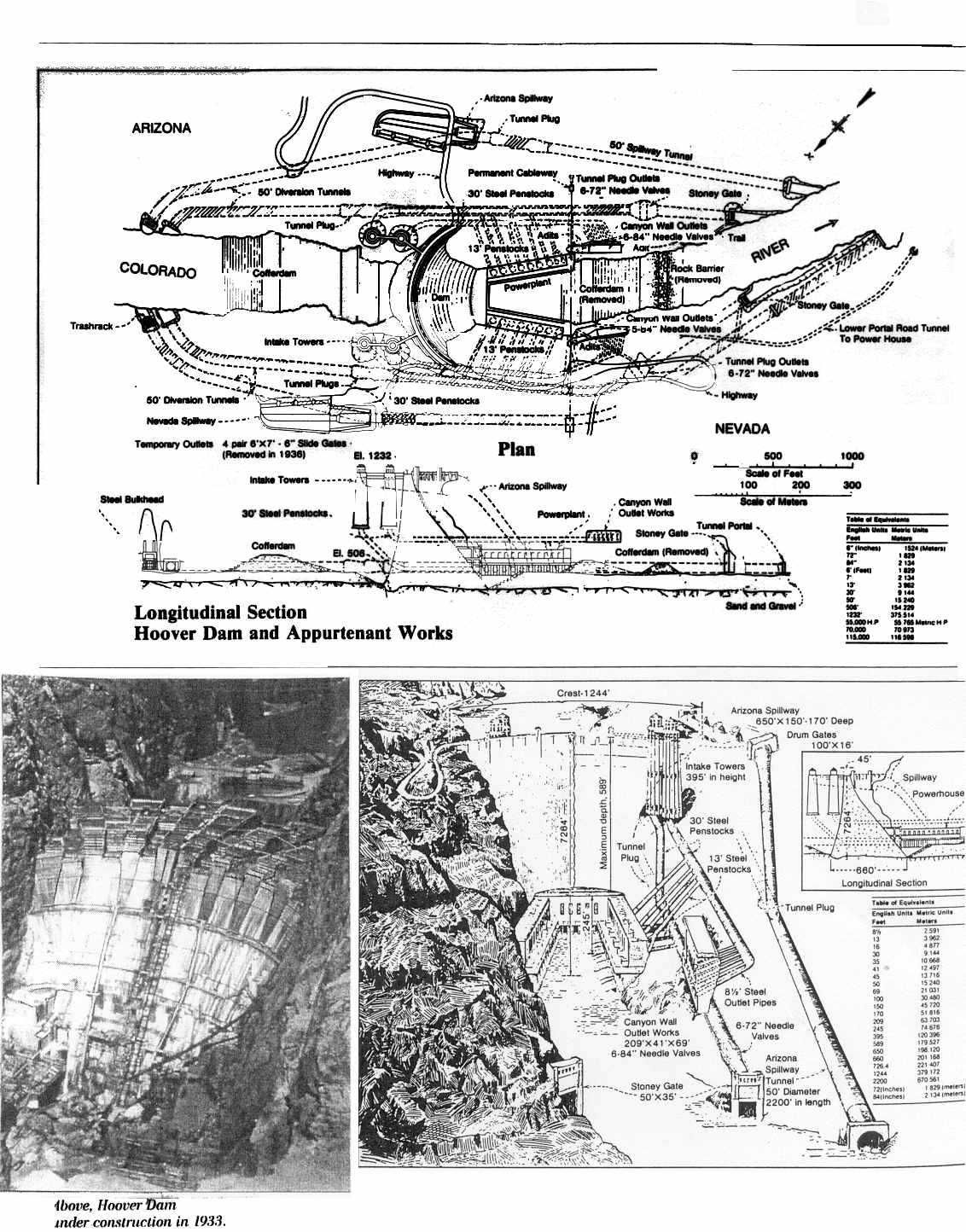 hoover dam from space - Google Search Colorado River, Diagram, Lake Mead,  Google