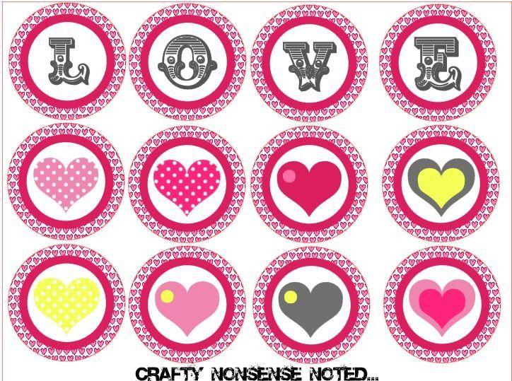 21 valentine s day printables
