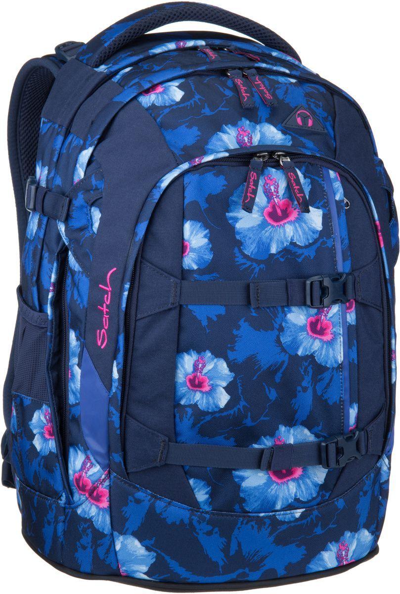 d9cf0a89b696e Taschenkaufhaus satch satch pack 2.0 Waikiki Blue - Schulrucksack   Category  Taschen   Koffer