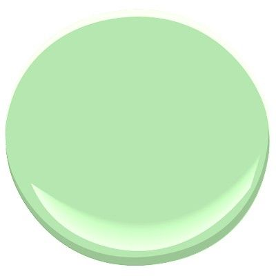 Early Spring Green 2032 50 Paint Benjamin Moore Color Details