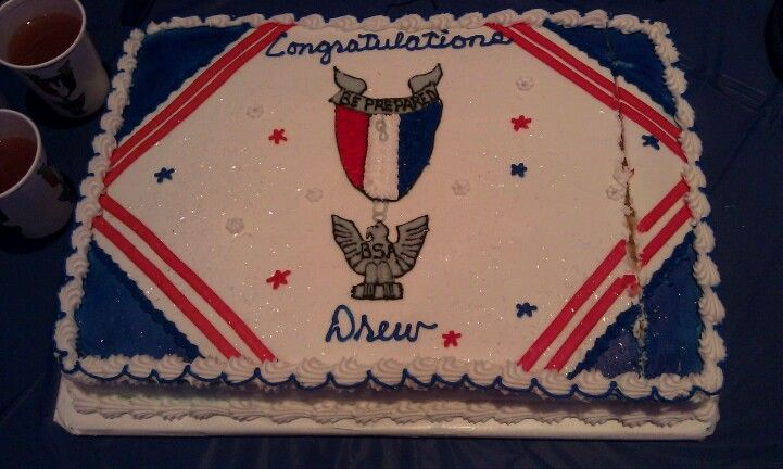 Eagle Scout Ceremony Cake Decorating Ideas Eagle Scout Ceremony