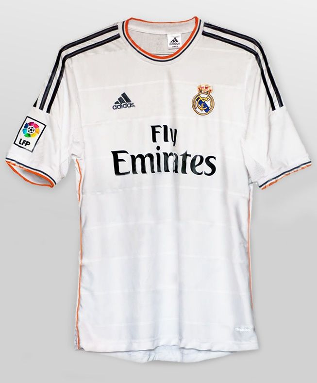 Real Madrid 2013 2014 Adidas  6d65fb3f678a2