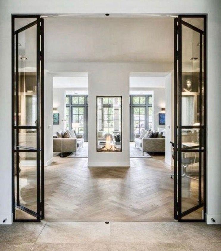 Glass Door Designs For Living Room Mesmerizing Pinrosa Hillary On House  Other  Pinterest  Sunroom Living Design Decoration