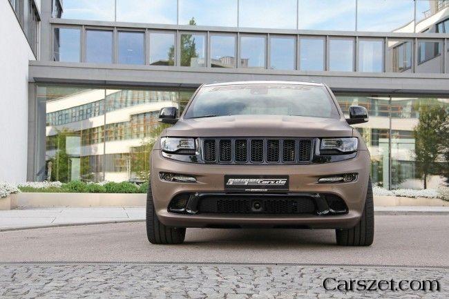 708 Horsepower 2018 2019 Jeep Grand Cherokee Srt From Geigercars