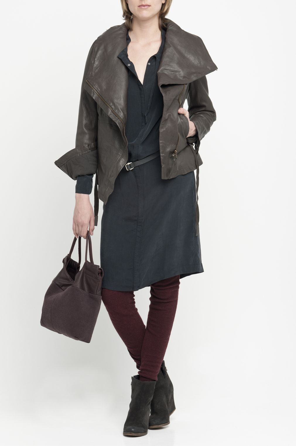 WELLE › JACKETS › colour coffee