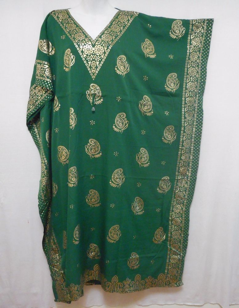 NWT Designer Gown Caftan Kimono Sleve Kaftan Silky Soft Maxi Long Cocktail Dress #DecoraApparel #Kaftan #Casual