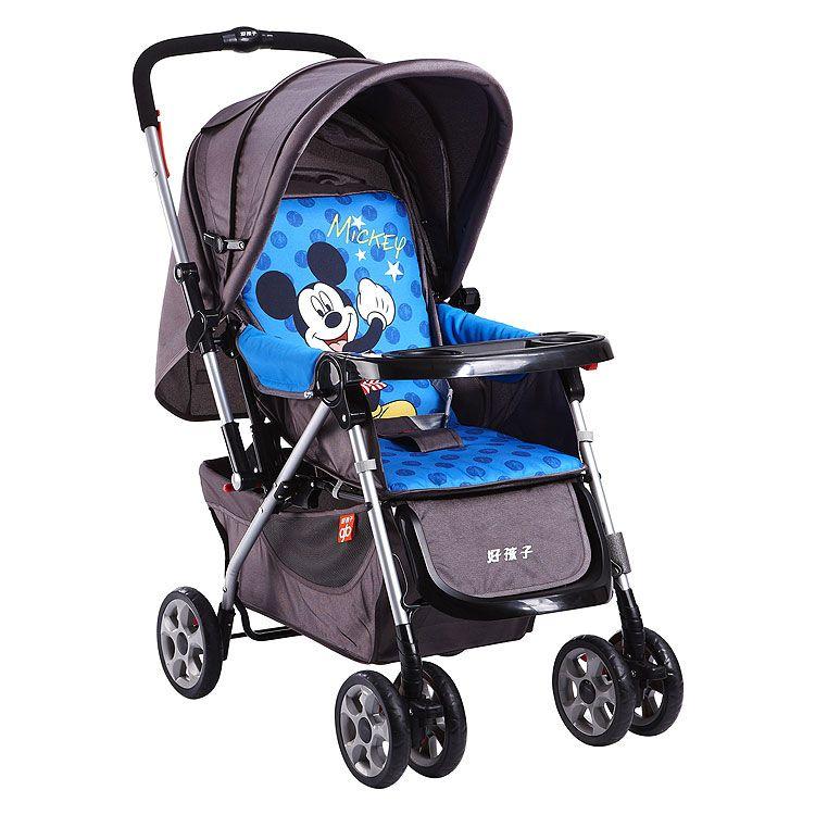 dual strollers_kid's strollers_twin stroller Stroller