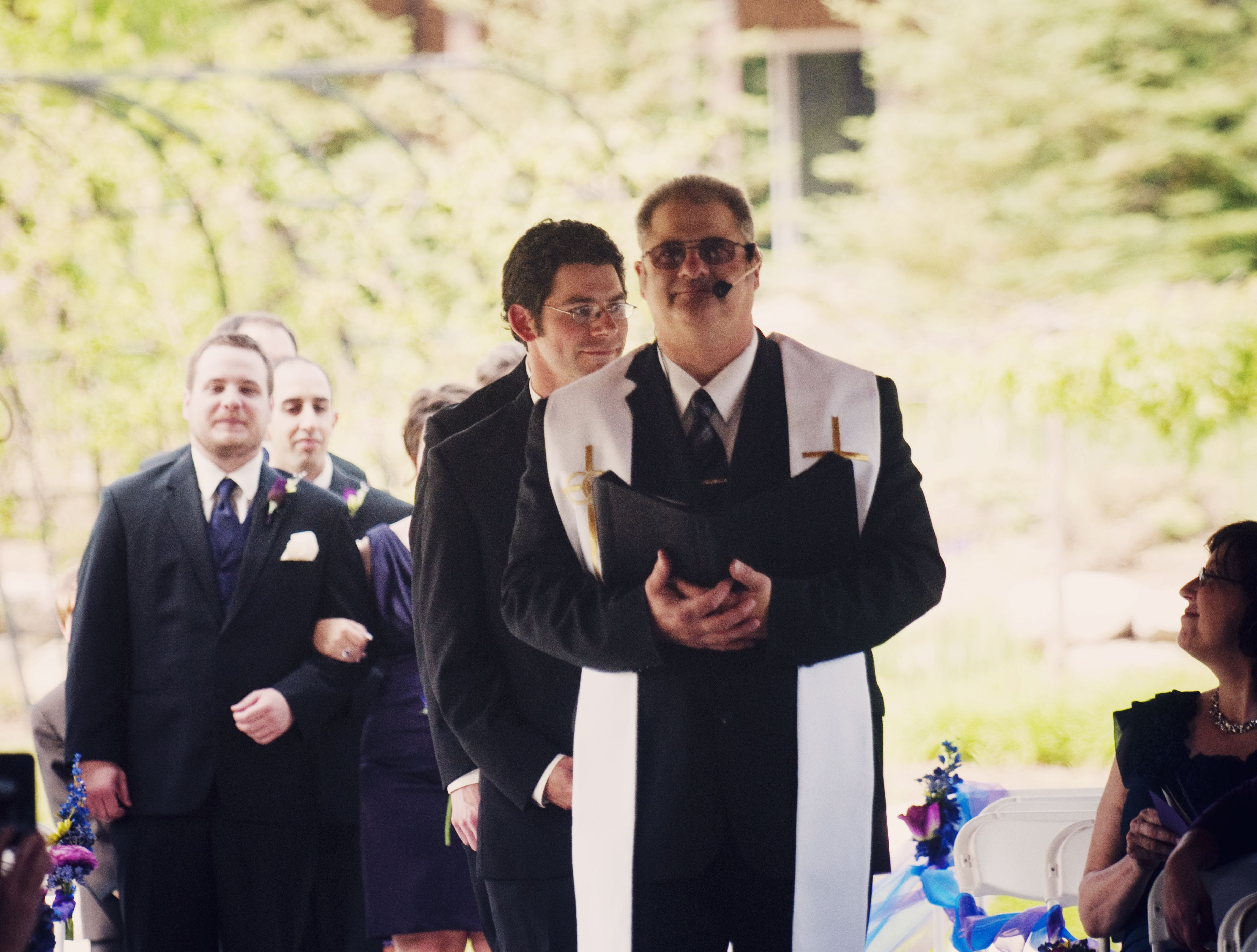 Reverend Tab Wedding Minister Christian Wedding Wedding Officiant
