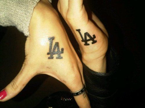 Los angeles i wanna get dis hahaha favorite places for Tattoo places in la
