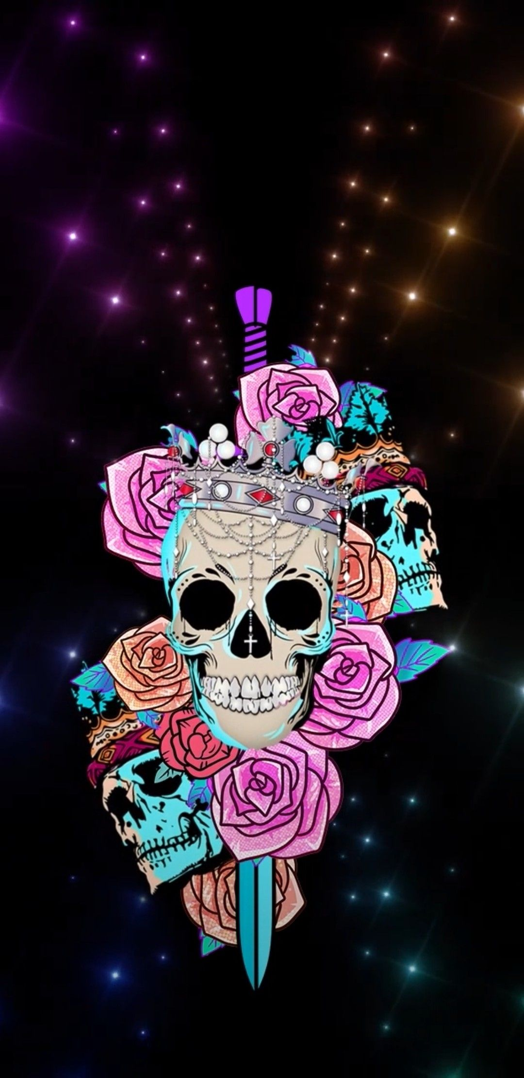Pin By Diane King On Girly Skulls In 2019 Sugar Skull