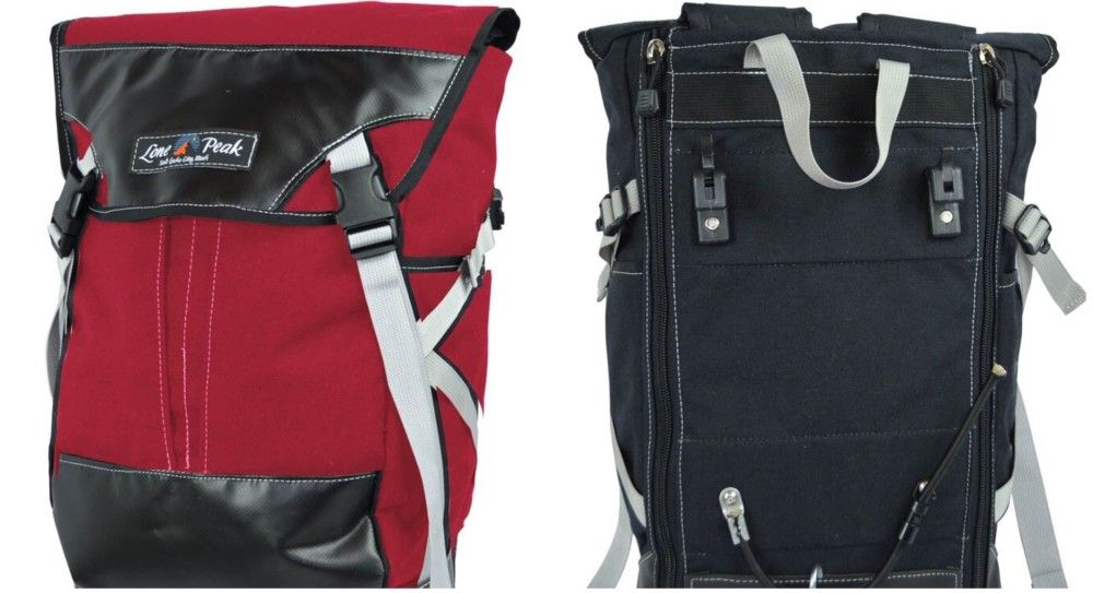 List of Backpack panniers