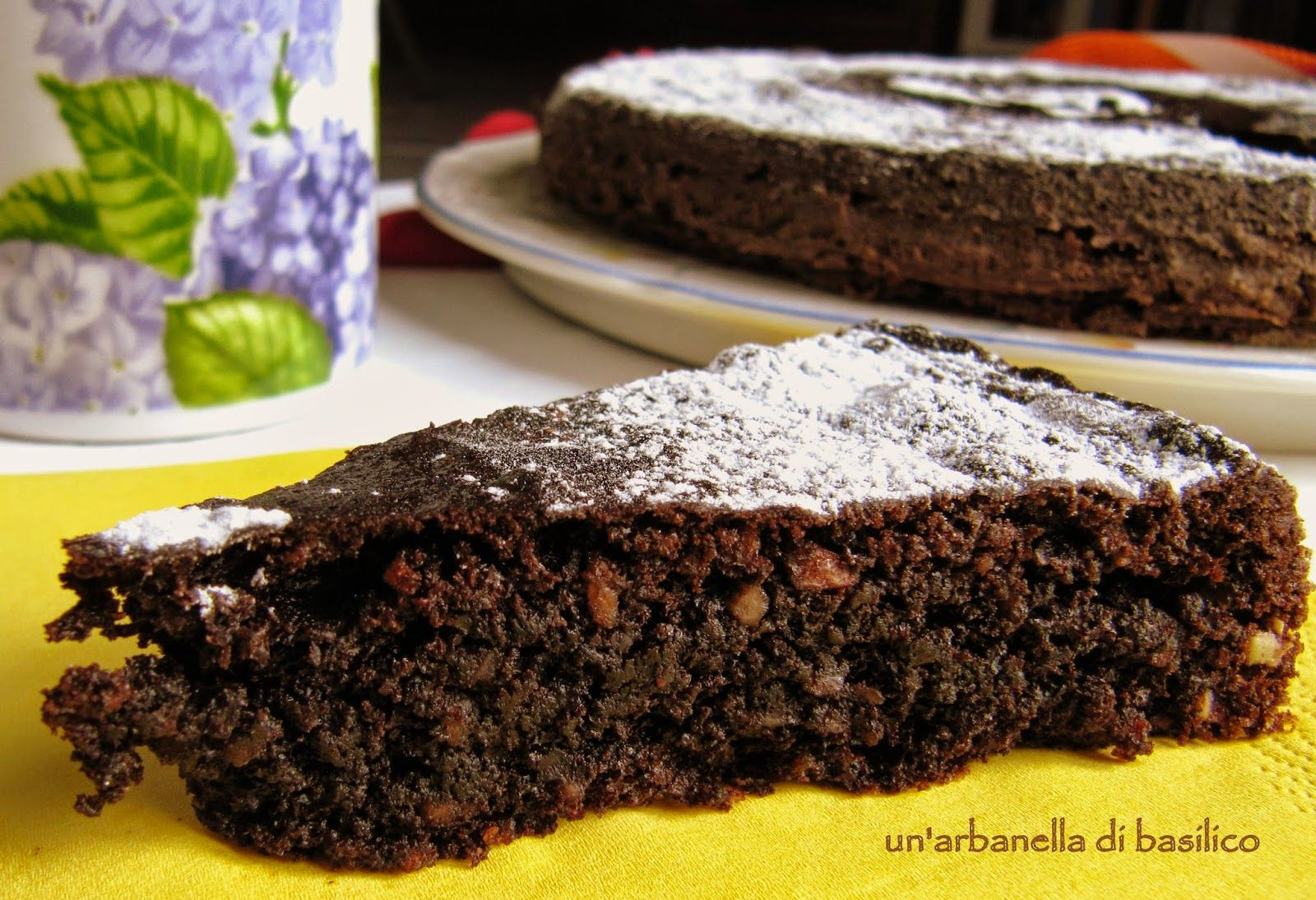 Dolci Da Credenza Biscotti Alle Nocciole : Unarbanella di basilico: litalia nel piatto: torte rustiche dolci