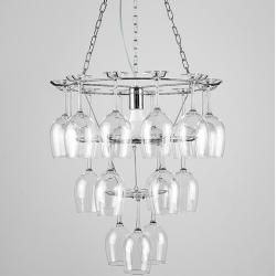 Photo of Geometric pendant lamp with 1 lamp TorilWayfair.de
