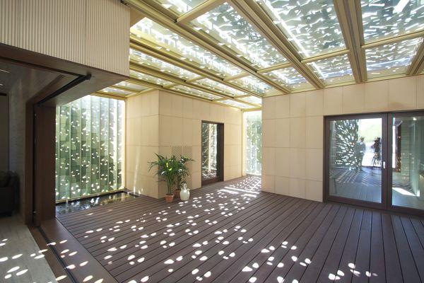 Canopea, la casa solar presentada por el equipo Rhône-Alpes, gana Solar Decathlon Europe 2012. - diariodesign.com