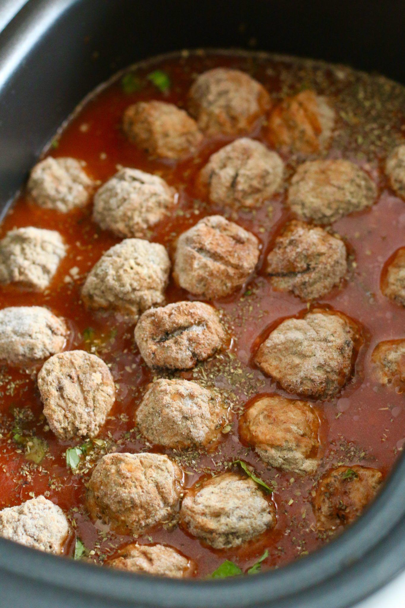 Crock pot spaghetti and meatballs recipe crock pot