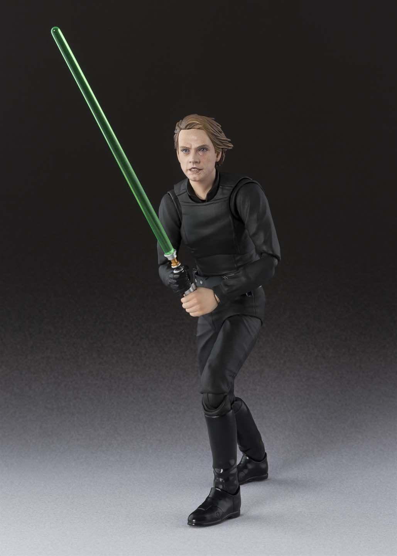 EPISODE VI AUTHENTIC S.H.Figuarts Star Wars Return of the Jedi Luke Skywalker
