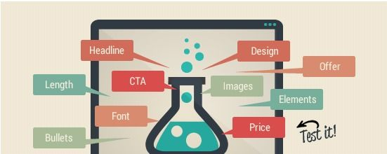 Landing page top-tips!
