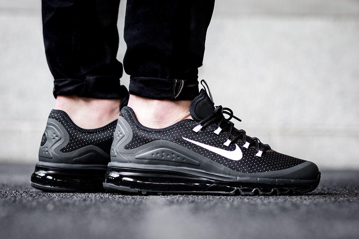 On Foot: Nike Air Max More