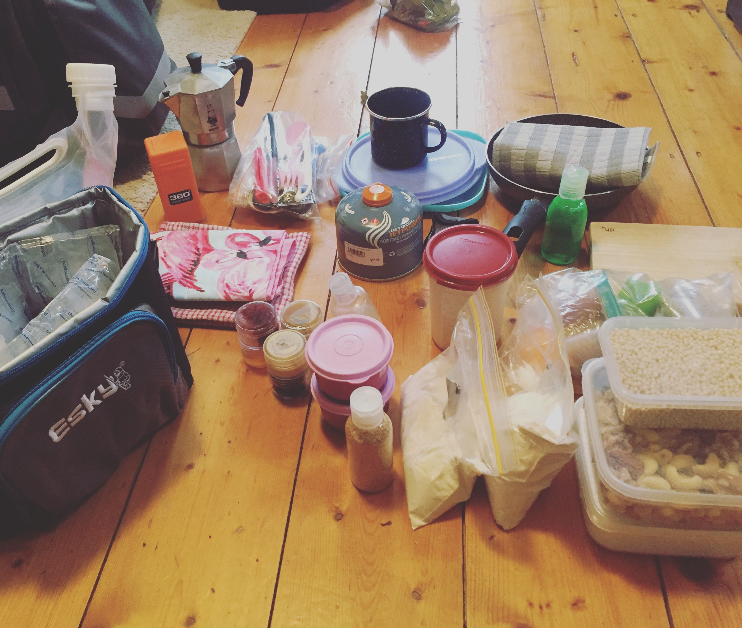 My Crazyladyadventure kitchen supplies. I cook most of my meals to stay healthy