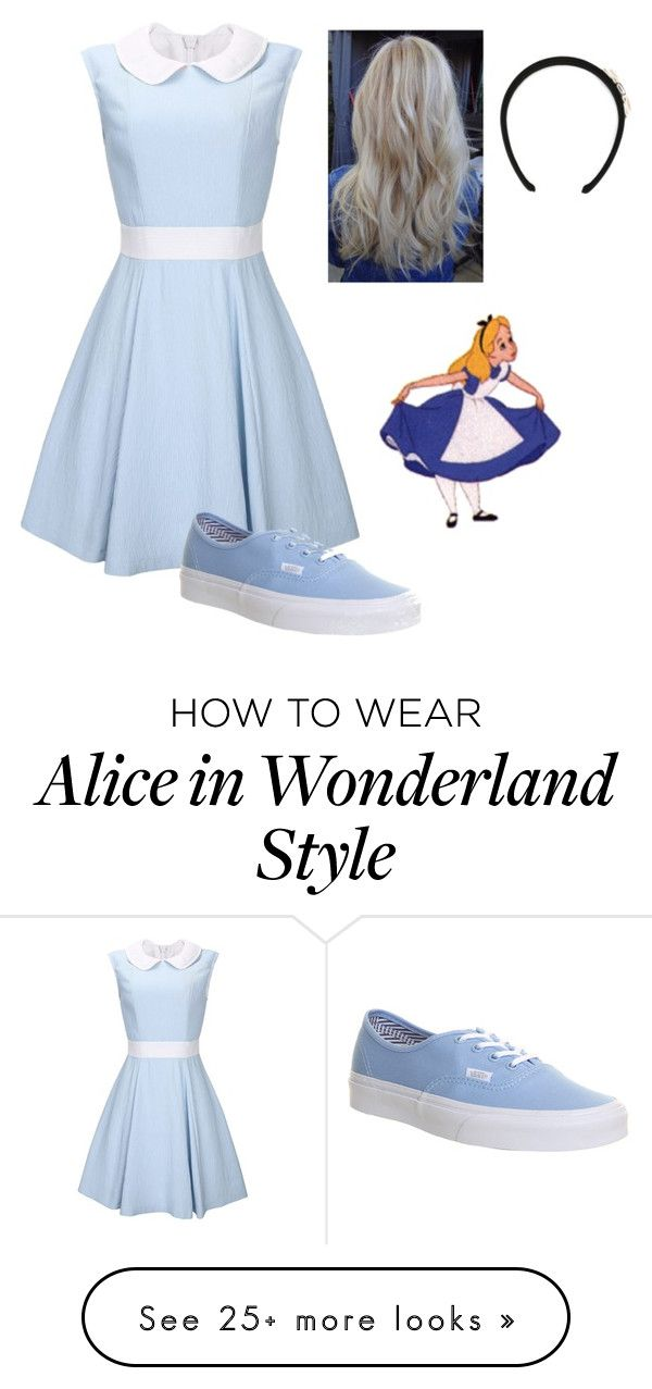 Modern Alice In Wonderland By Pizza Lover02 On Polyvore Featuring