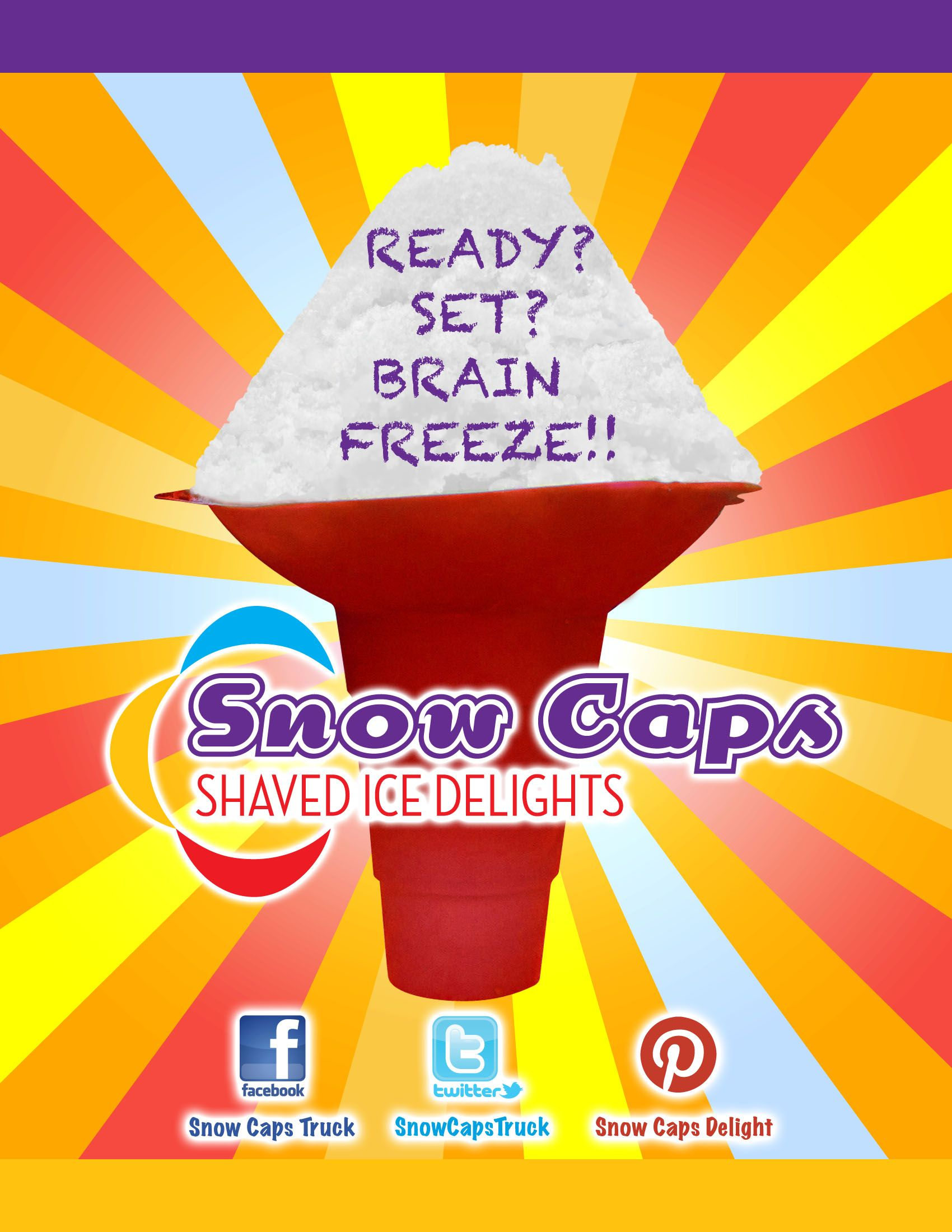 How fast can you say BRAIN FREEZE?