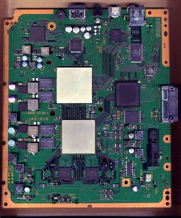 Pin By Edepot On Ps3 Motherboard Electronic Components Motherboard Electronic Products
