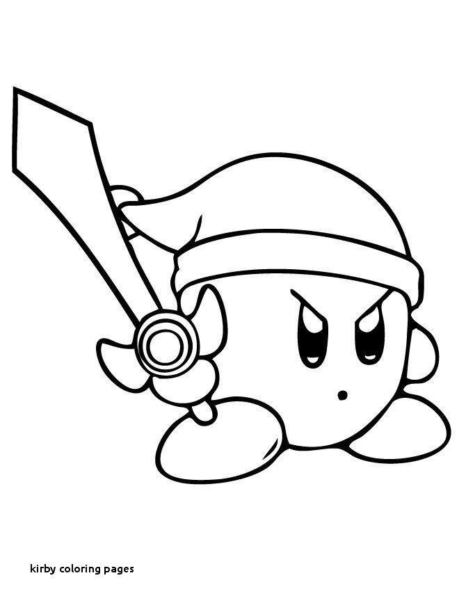 Kirby Malvorlagen 29 Kir Coloring Pages Supercoloringbook Kirby Ninja