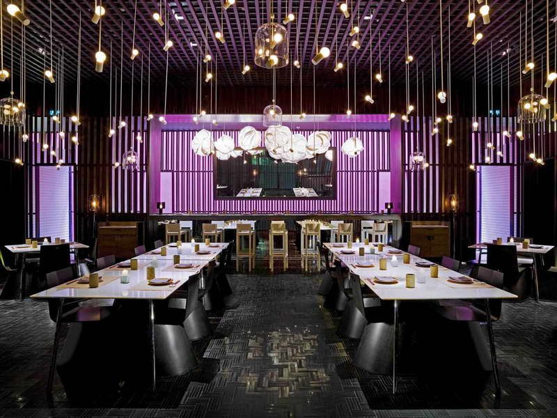 dining room:awesome colors for modern restaurant interior design