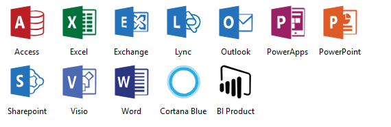 Azure Microsoft Products Icons Azure Diagram Pinterest