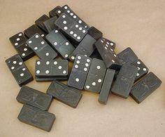 Dishfunctional Designs: How to Make Domino Jewelry